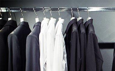 Garment Racks & Mannequins