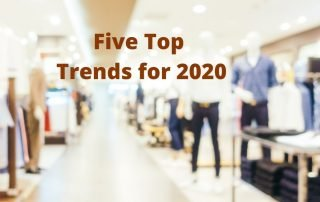 Five Top Trends for 2020